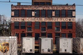 Dixie-Cream-Donut-Flour-Building